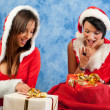 Christmas day — Stock Photo