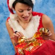 Christmas day — Stock Photo #14048073