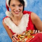 Christmas day — Stock Photo #14048077