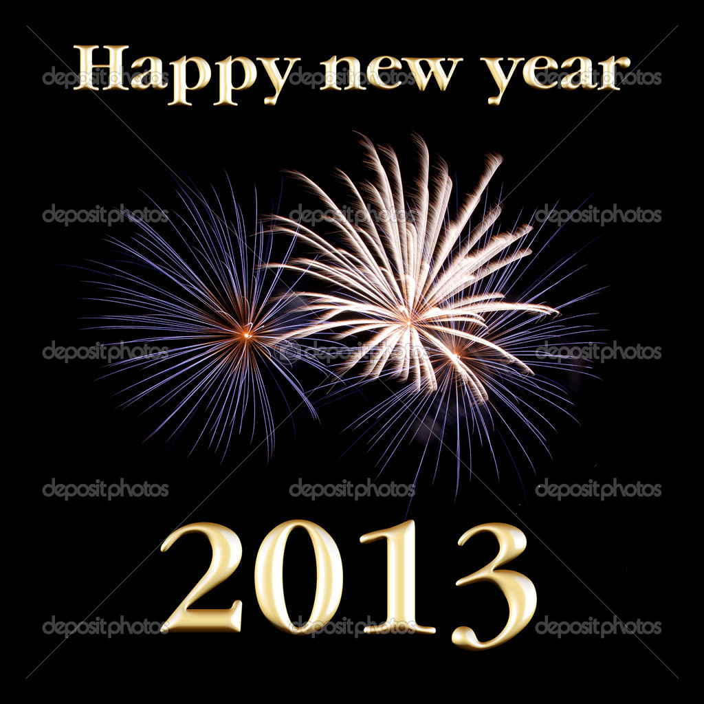2013 new year — Stock Photo #14680485