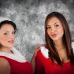Christmas woman — Stock Photo #34762797
