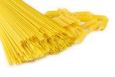 Penne and spaghetti — Stock Photo