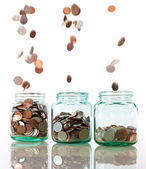 Savings concept — Photo
