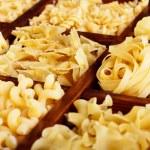 Pasta variety — Stock Photo #15740105