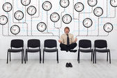 Expert time management — Stock Photo