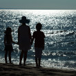 Farewell to the sea - the end of vacation — Foto de Stock