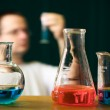 Chemistry research concept — Stock Photo #6410279