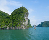 View of Halong Bay — Stock Photo