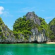 Beautiful panorama of Halong Bay — Stock Photo #35109793