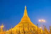 Shwedagon χρυσή παγόδα — Φωτογραφία Αρχείου