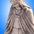 Virgin mary — Stock Photo