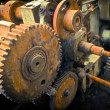 Old gears — Stockfoto #15728461