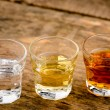 Alcoholic beverage - Foto Stock