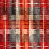 Scottish cloth background — Stock Photo