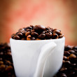 Mocha coffee — Stock Photo