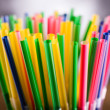 Royalty-Free Stock Photo: Colored straws