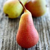 Organic pears — Stock Photo