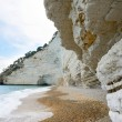 Vignanotica beach - Gargano - Puglia - Italy — Stock Photo