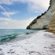 Vignanotica beach - Gargano - Puglia - Italy — Stock Photo #31357245