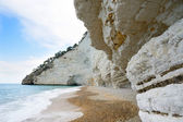 Vignanotica beach - Gargano - Puglia - Italy — Stock Photo