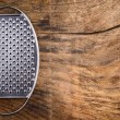 Stock Photo: Cheese grater