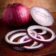 Red onions — Stock Photo #32570255