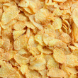 Cornflakes texture — Stock Photo