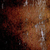Texture of old grunge rust wall — Stock Photo