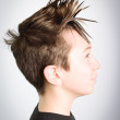 Hair style — Stock Photo #37186539
