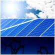 Solar energy — Stock Photo #38763321