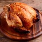 Roast Chicken — Stock Photo #41445853