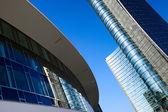 Milan city building — Stock Photo