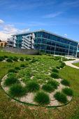 Milano,Italy, april 29 2014: MICROSOFT ITALY corporate headquart — Stock Photo