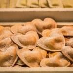 Frozen italian pasta tortellini — Stock Photo #49336315