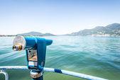 Iseo Lake, Brescia, Lombardy, Italy — Foto Stock