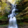 Water falls in West Virginia — Stock Photo