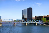 Downtown Grand Rapids — Stock Photo