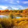 Grand tetons - Stockfoto