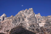 Grand Teton mountains — 图库照片