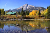 Grand tetons — Stockfoto