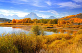 Grand Tetons — Foto Stock