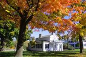 Robert Frost home — Stock Photo