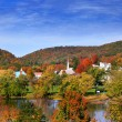 Tidioute town in Pennsylvania — Stock Photo