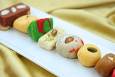 Sweets of India — Stock Photo