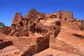 Wupatki Pueblo national monument — Stock Photo