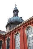 Historic church complex — Stock Photo
