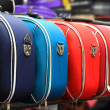 Colorful suitcases — Stock Photo #19479185
