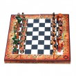 Stock Photo: Antique chess board