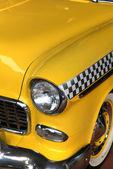 Classic cab — Stock Photo