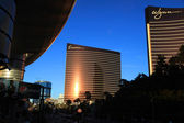 Wynn and Encore in Vegas — Stock Photo